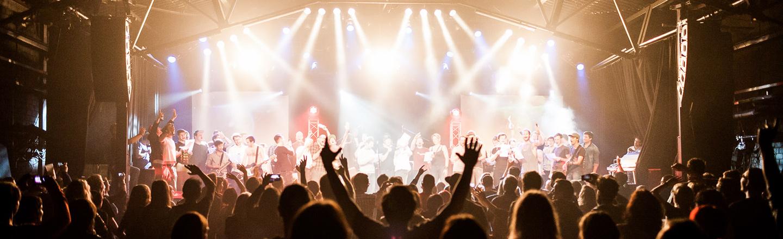 Musikmarathon 2014 - Einsatz – Musik für Menschen in Not e.V.